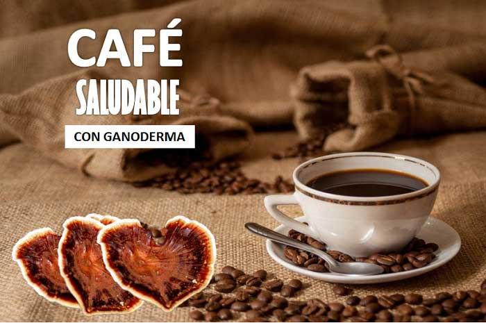 cafe con ganoderma
