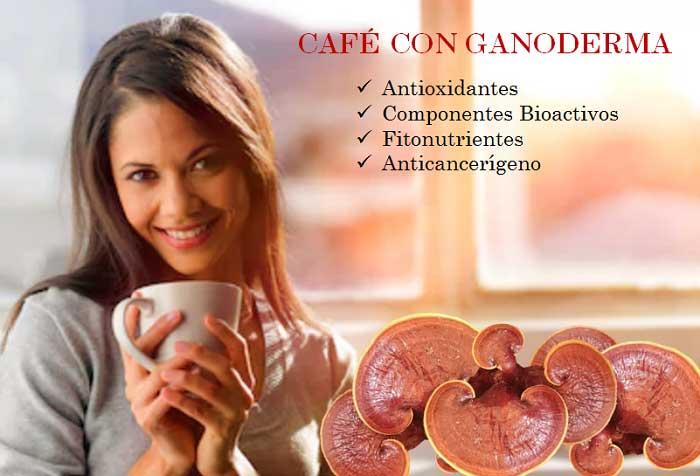 ganoderma cafe