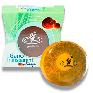 gano transparent soap