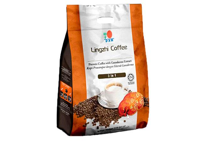 lingzhi coffee 3 en 1 para que es bueno
