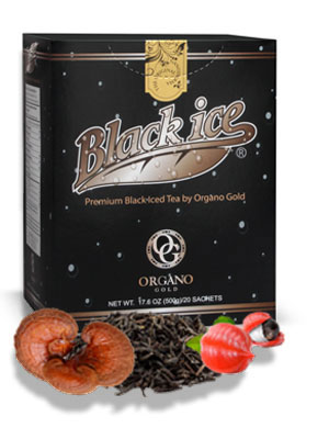 organo black ice