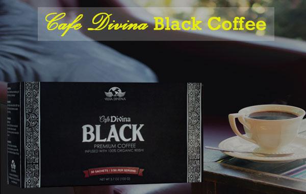 cafe divina black coffee