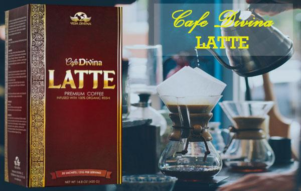 vida divina cafe latte