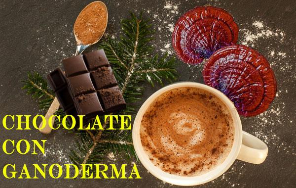 ganoderma chocolate